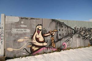 Graffiti in Klagenfurt