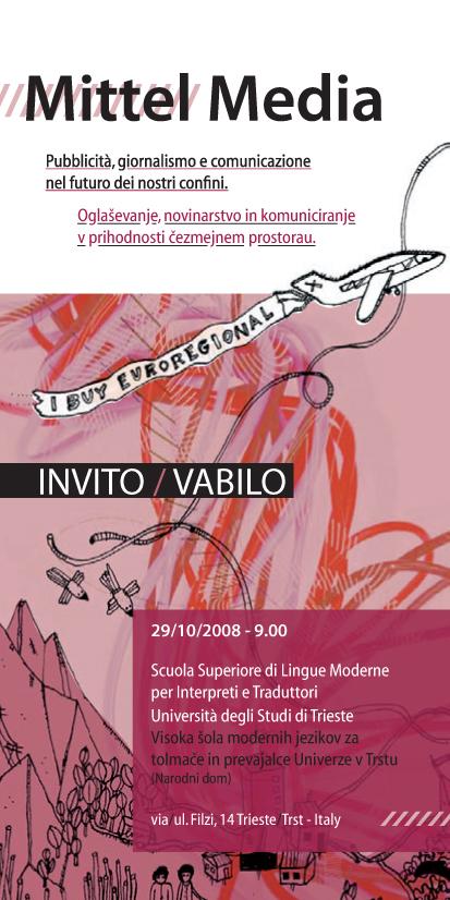 INVITO / VABILO